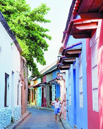Carthagène, en Colombie : une cité métissée à l'architecture coloniale    Pour en savoir plus : Pour y aller - Marie Claire Maison