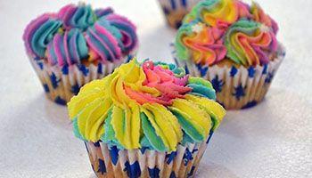 Baking Cupcakes   Eggless