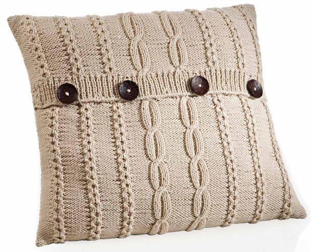 Passo a passo – Capa envelope natural para almofada | Rio Artes Manuais