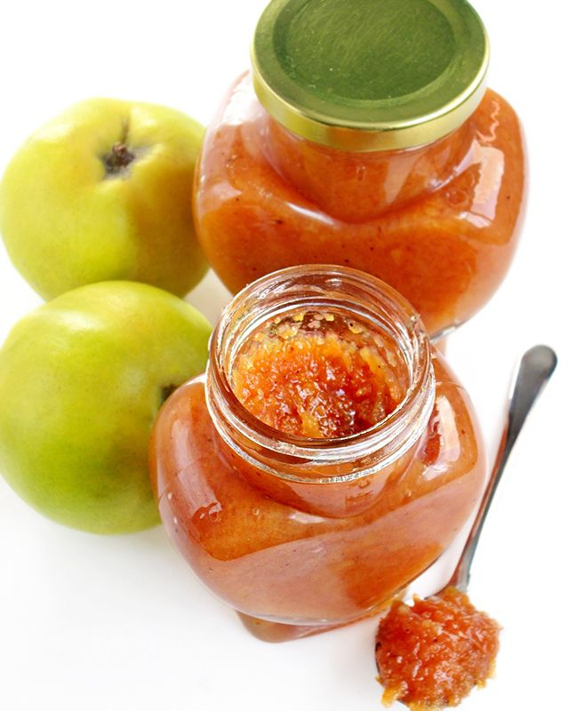 Quince and walnut jam #recipe #canning – DoudouChed