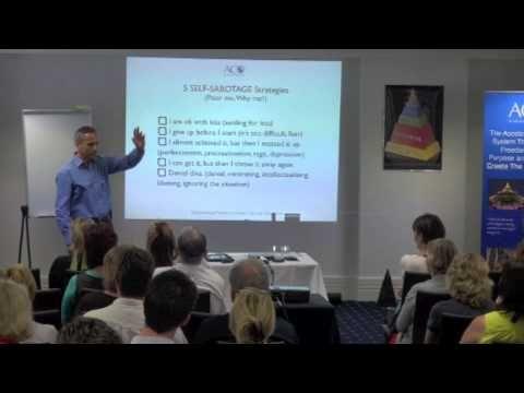 5 Self-Sabotage Strategies  Visit us on  http://beyondgoodhealthclinics.com.au