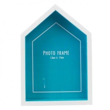 photo frame little house