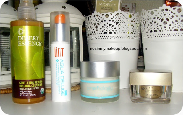 Rutina Facial de día y noche: productos que utilizo