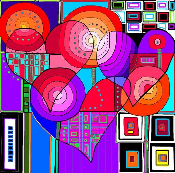 My Love by #doraficher on Etsy, $30.00♥•♥•♥