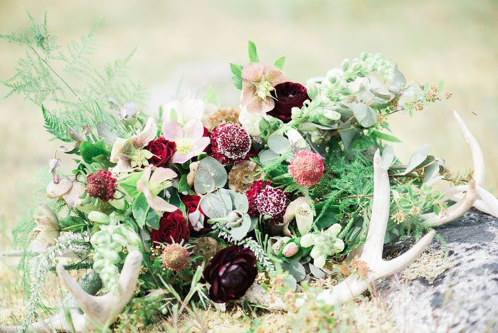 Pacific Northwest Styled Shoot