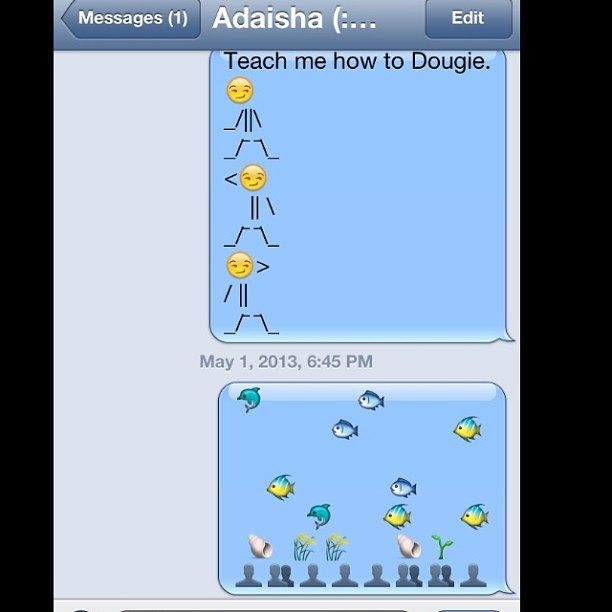 18 best Emoji art images on Pinterest Funny text messages - cool text message art