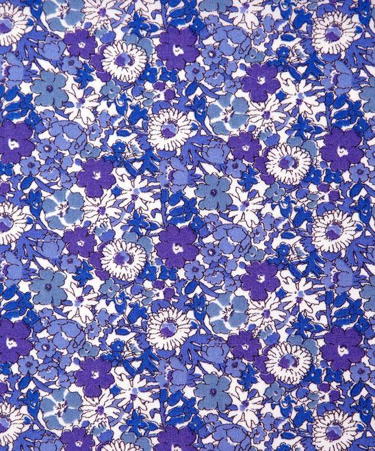 Liberty Art Fabrics Delilah Cavendish D Tana Lawn