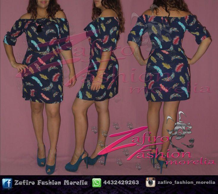 Vestido campesino manga 3/4  Color: azul estampado  encuentra este outfit y mas en ♥ facebook www.facebook.com/Zaf.girl/  ♥ Instagram en @zafiro_fashion_morelia ♥ Modelo instagram @stephy_viveros ♥ whats: 4432429263  #zafirofashionmorelia #ilovezafiro #Vestido #Azul #Plumas #Campesino #Fresco #Calor #Verano #Photography #Autoretrato #Nikon #ModaDeMujer #Femenina #morelia #uruapense #moda #Bonita