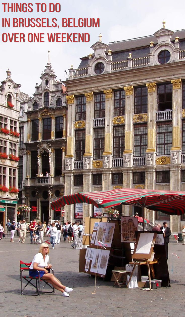 What do do on a weekend trip in Brussels, Belgium