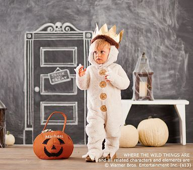 Toddler Where The Wild Things Are Max Costume #pbkids