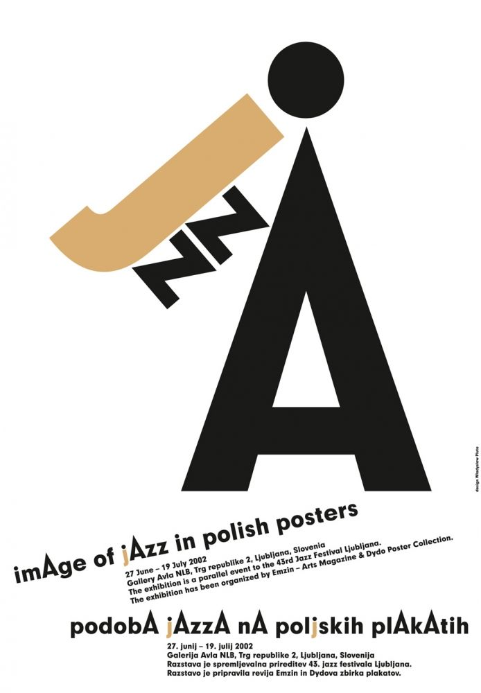 image of jazz in polish posters