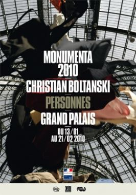Monumenta 2010 - Christian Boltanski - Personnes (Grand Palais, Paris, January 13 – February 21 2010)