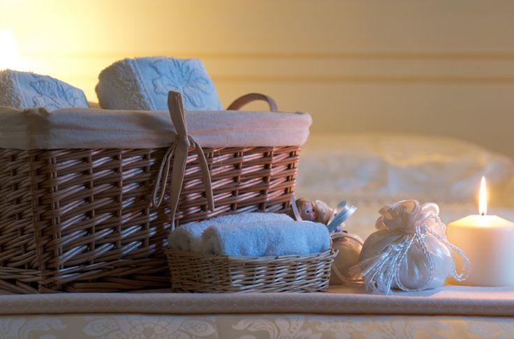 Dream Room...courtesy kit con olio profumato per immergersi nel clima piacevole e nel benessere del Lago di Garda...