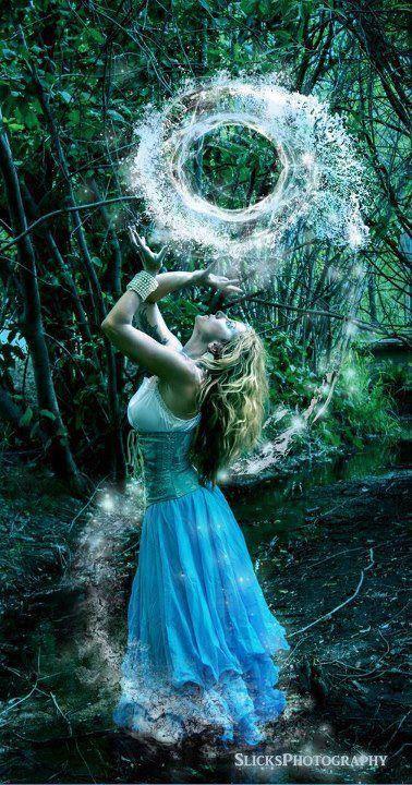 water manipulation #elements #magic
