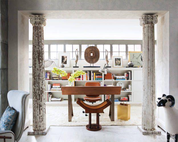 Bunny Williams Transforms A Park Avenue Penthouse Elle DecorHome