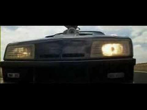 Oricalc Crisis Division - Mad Max Ford Falcon XB GT