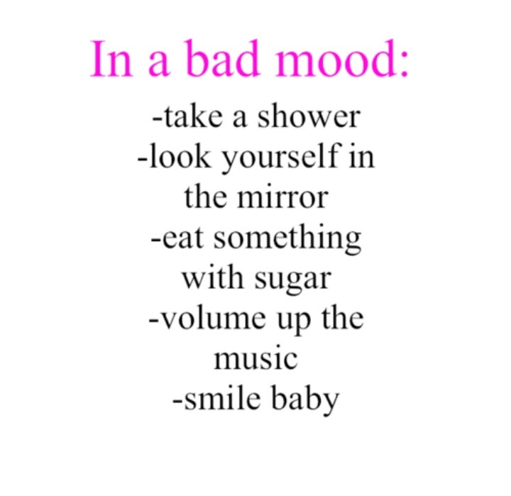 Bad mood search quotes