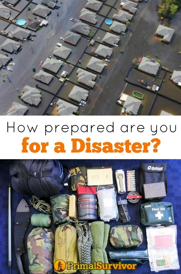 Find Out How Prepared You Are for Emergencies Through This Checklist. When getting started with emergency preparedness, a lot of people make the mistake of rushing out and buying a lot of non-perishable foods, bottled water, and random gear. But this isn't a good way to prepare. You've got to have a plan! Without an emergency preparedness plan, you will end up wasting a lot of money on supplies which you don't really need or won't be able to properly use.