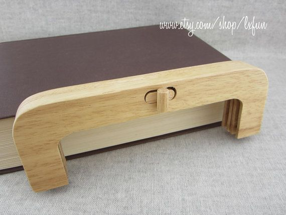 20cm Wooden Purse Frame Wood Clutch Bag Handle Products Wooden