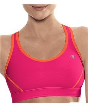Sports bra Champion 6793 | $22.50 Free Shipping Champion Double ...