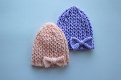 Шапочки для девочек спицами со схемой. Теплая шапка для девочки спицами