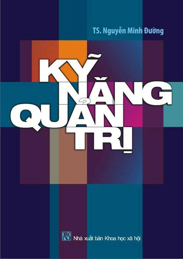 This is a book cover which uses some squares with different colors to be the background. And the typeface uses bold to emphasize.