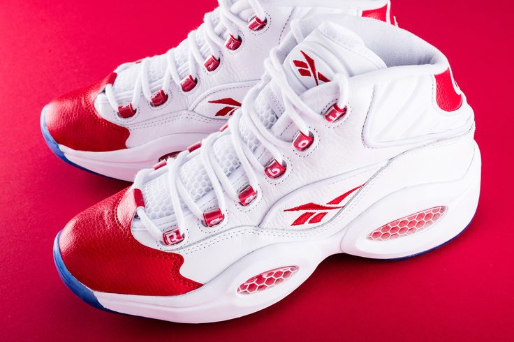 Reebok will be dropping yet another OG version of Allen Iverson's Question Mid.
