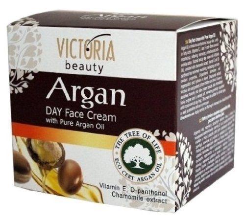 Victoria Beauty – Crème de jour à l'huile d'argan pure, camomille et vitamine E – 50 ml: Tweet L'Huile d'Argan, un élixir de beauté…