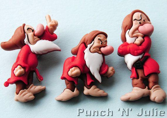 GRUMPY  Snow White and the Seven Dwarfs Dwarves Disney Dress