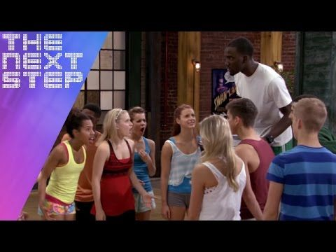 The Next Step - Season 1 Episode 2 - Everybody Dance Now - YouTube