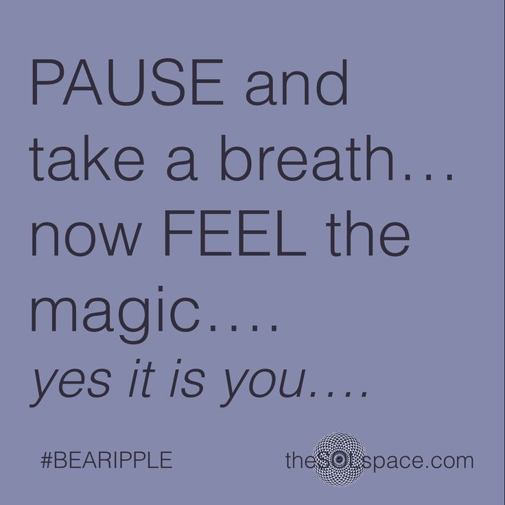 PAUSE and take a breath…. now FEEL the magic…. yes it is you….  BE AWARE TO BE Download your FREE #BeARipple LOVE CONSCIOUSNESS frequency meditation now @ www.theSOLspace.com/meditation