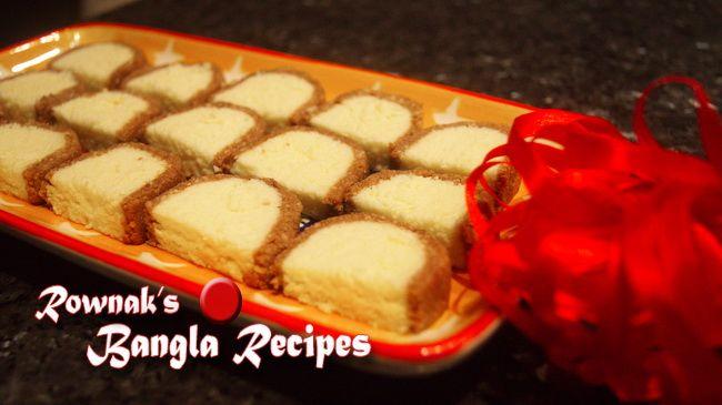 cake sondesh bangladeshi dessert recipes pinterest