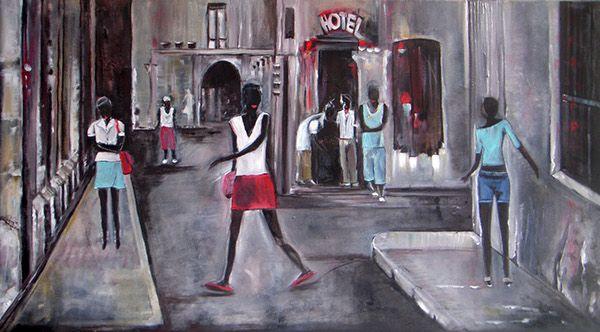Urban Life in Cuba by Aspa Chroneou, via Behance