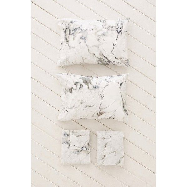 marble sheet set huf liked on polyvore featuring home bed u0026 bath bedding bed sheets twin xl fitted sheet king pillow cases queen bed sheet