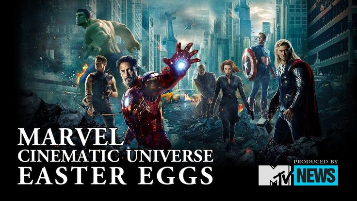 Every MARVEL Easter Egg Explained in One Video