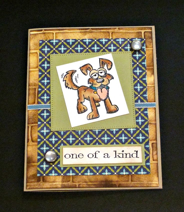 Tim Holtz Crazy Dog Card Kit! http://tatteredtulip.wixsite.com/artdesign/product-page/1ed49f3f-0d8e-de68-db99-f9db49df103f