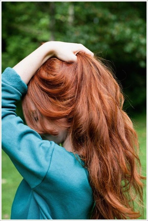Pumpkin Spice Hair Is Trending, Redheads Disagree