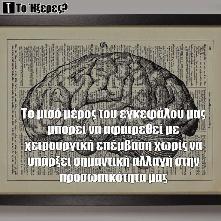 Το Ηξερες?