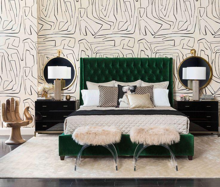 747 best Brilliant Bedrooms images on Pinterest Bedroom ideas