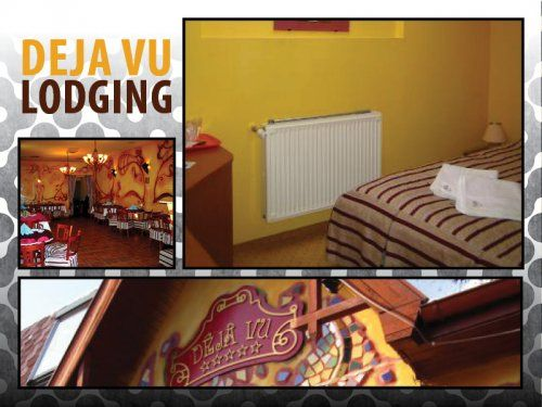 A chi viaggia in Romania consigliamo il Deja Vu Hotel di Cluj Napoca...economico e con un irresistibile tocco vintage!