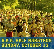 Boston Half Marathon- No qualifying time