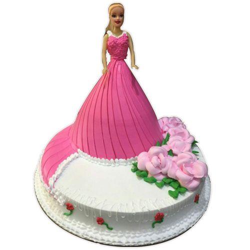 #BirthdayCakesForGirls #CakesForGirls From #Yummycake Call 9718108300 and book your order now