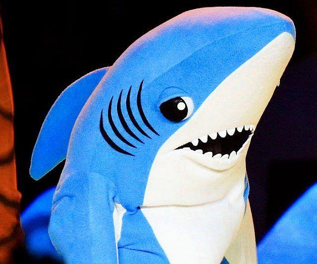 Superbowl Shark Costume - https://tiwib.co/superbowl-shark-costume/ #Costumes, #InternetHumor #gifts #giftideas #2017giftideas #xmas