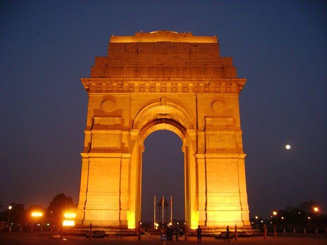Delhi : New Delhi, Old Delhi
