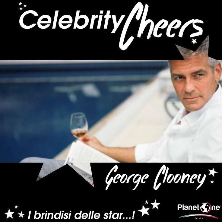 Icona di stile. Icona di sensualità. No, non parliamo di Mister George Clooney ma dei cocktail che beve!  Un grande attore non rinuncia mai ad un brindisi a bordo piscina. O no?!?