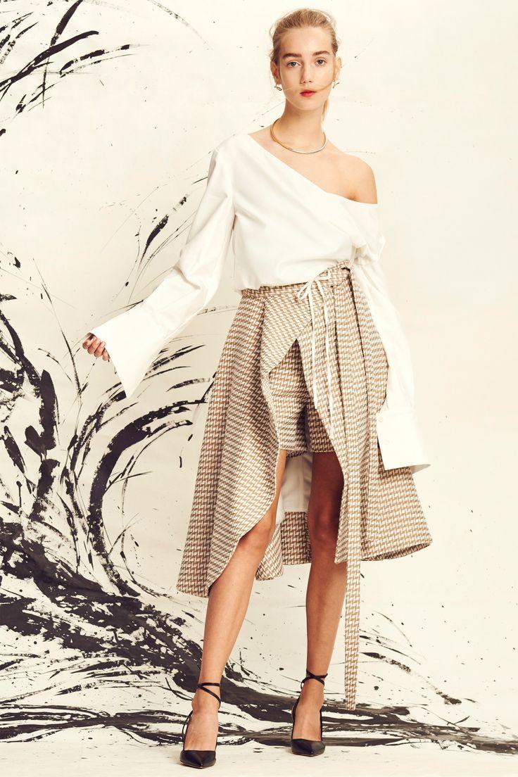 ADEAM Spring 2017 Готовые к износу Коллекция Фотографии - Vogue