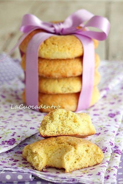 """""""I biscotti da latte della nonna"""""""