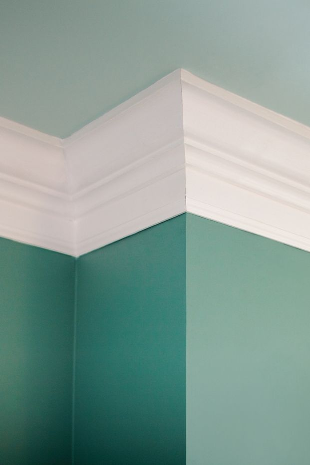 """Adding custom trim makes a dramatic difference on the style of your home. Combine various pieces of moulding into """"build-ups"""" to get that craftsman style look. Get started with these project instructions."""