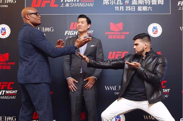 MMA fans think Kelvin Gastelum can pull out the inner karate kid in him and beat Anderson Silva at #ufcshanghai? =) http://ift.tt/2r1Pv4u  #mma news #ufc news #bjj #bjjgirls #love #instagood #mmahypewatch #conormcgregor #rondarousey #ronda rousey #boxing #taekwondo #silat #conor McGregor #wrestling #kickboxing #mma hype watch #tumblr #picoftheday #love #instamood