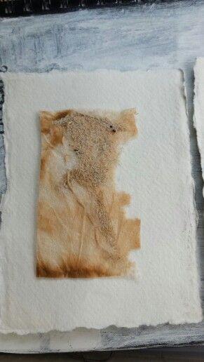 Traces of landscape Jackie Carter Textile Artist